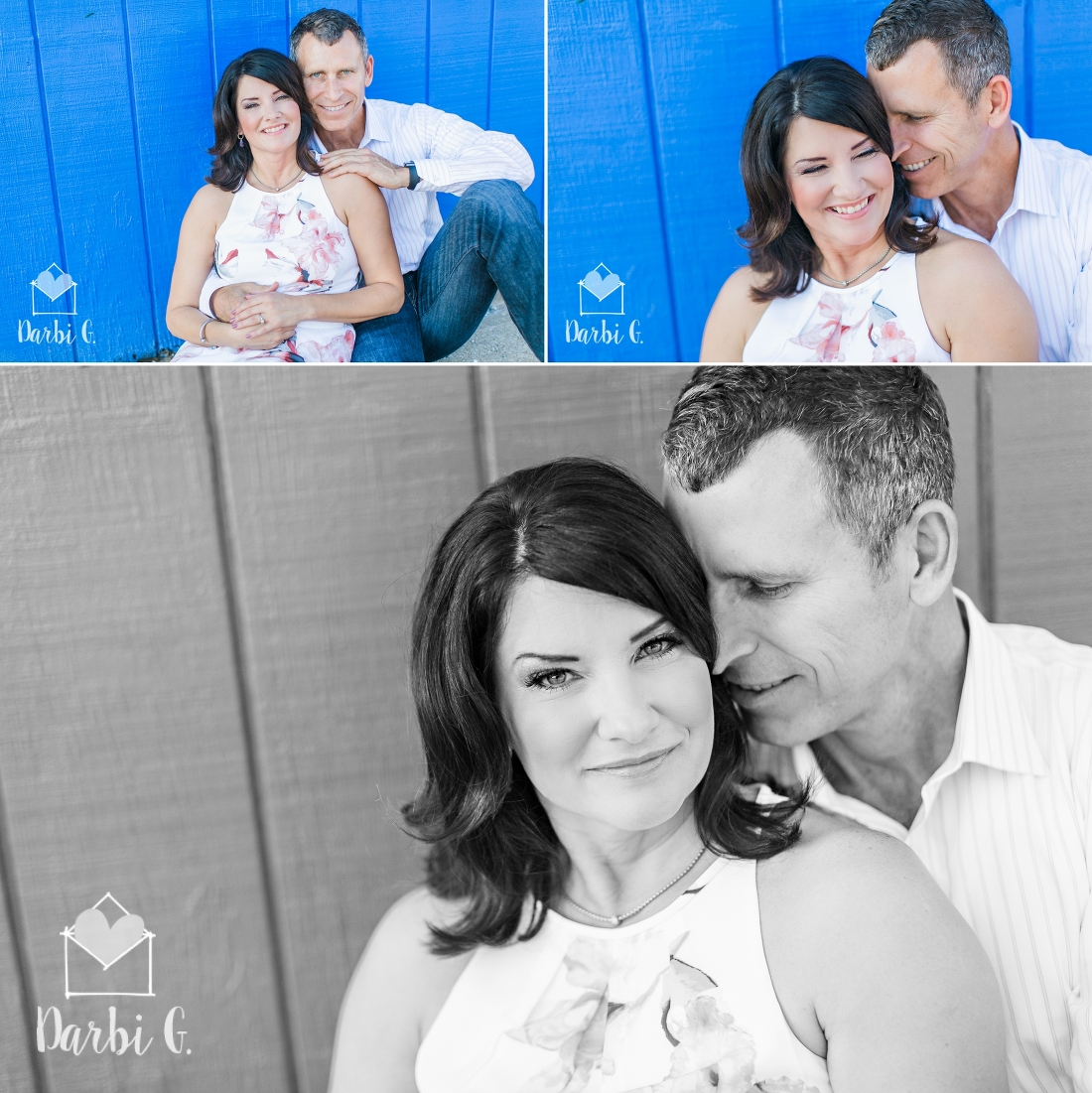 urban engagement session in the crossroads with kansas city photographer Darbi G.