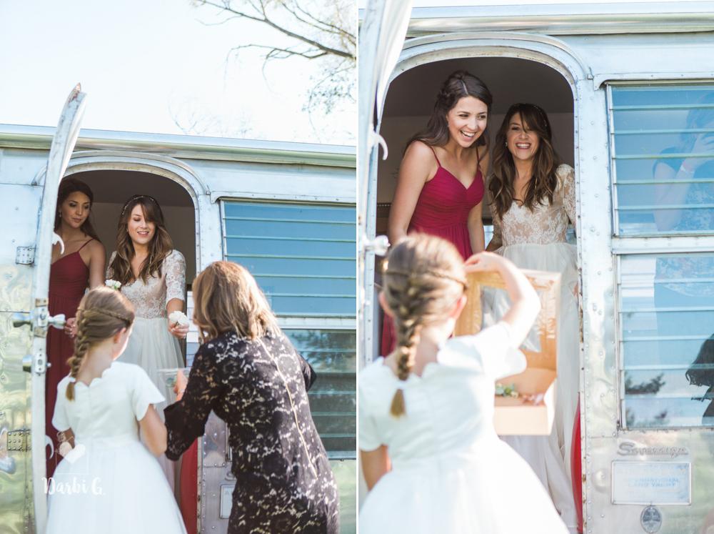 Fall wedding at Fresh Air Farms wine and blush wedding